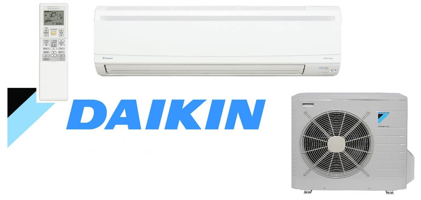 Daikin Ductless Mini Split