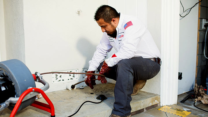 Drain and Sewer Pressure Clean