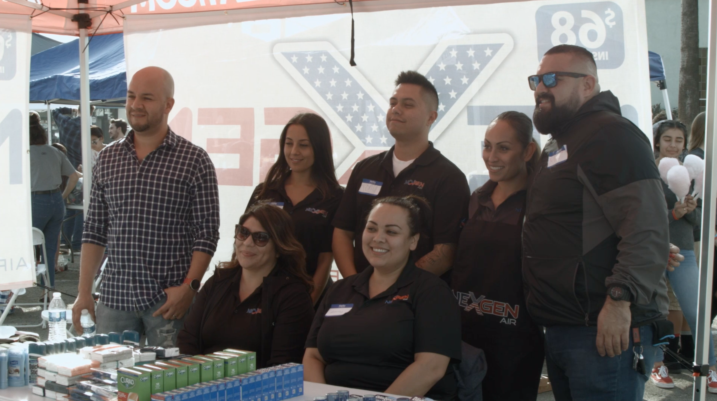 Nexgen Joins Hope of the Valley to Feed the Homeless and Support Our Local Community