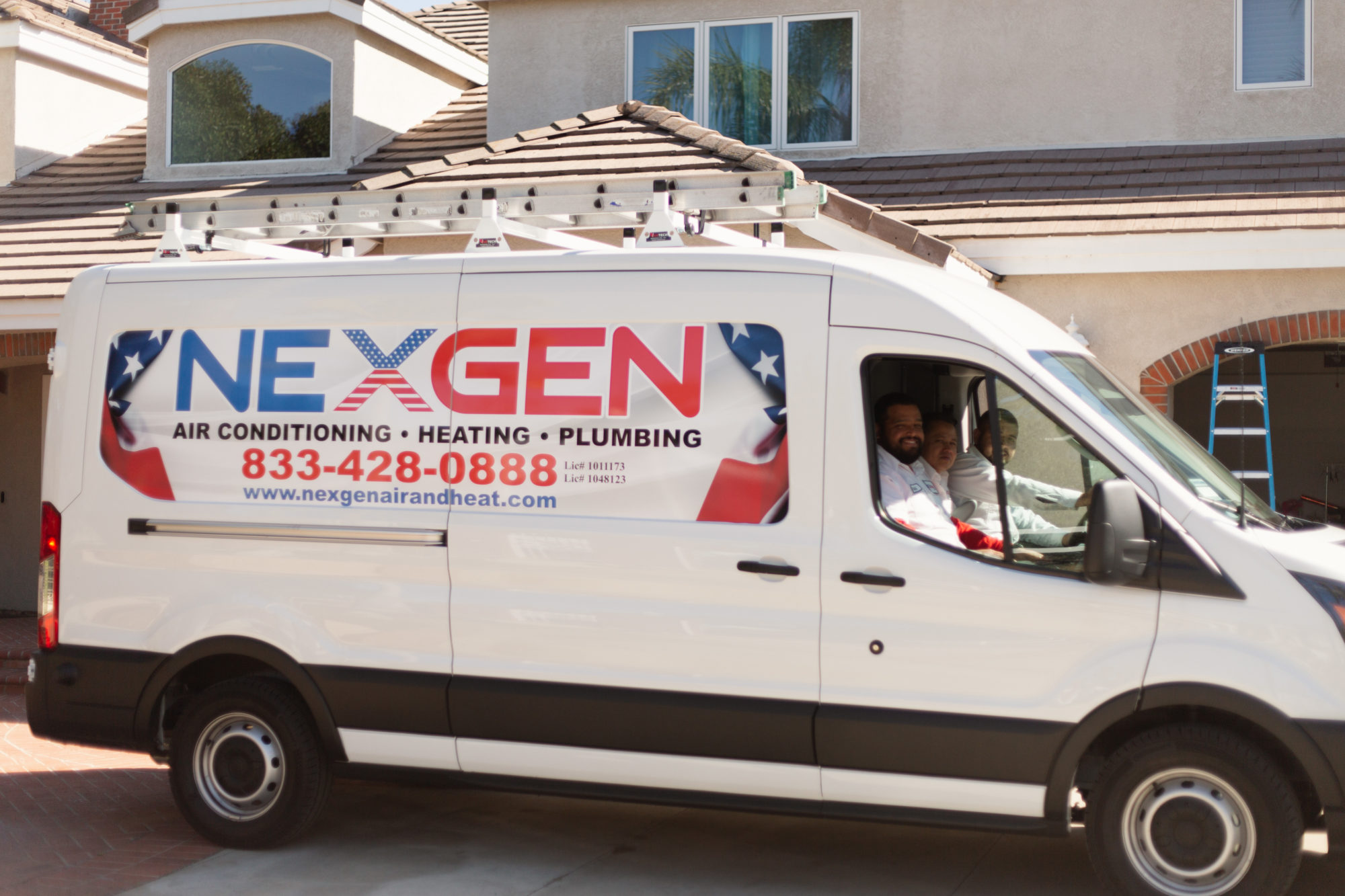 Nexgen Truck and Workers