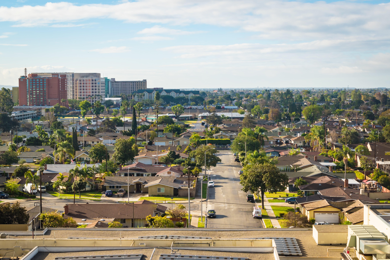 Anaheim City Streets