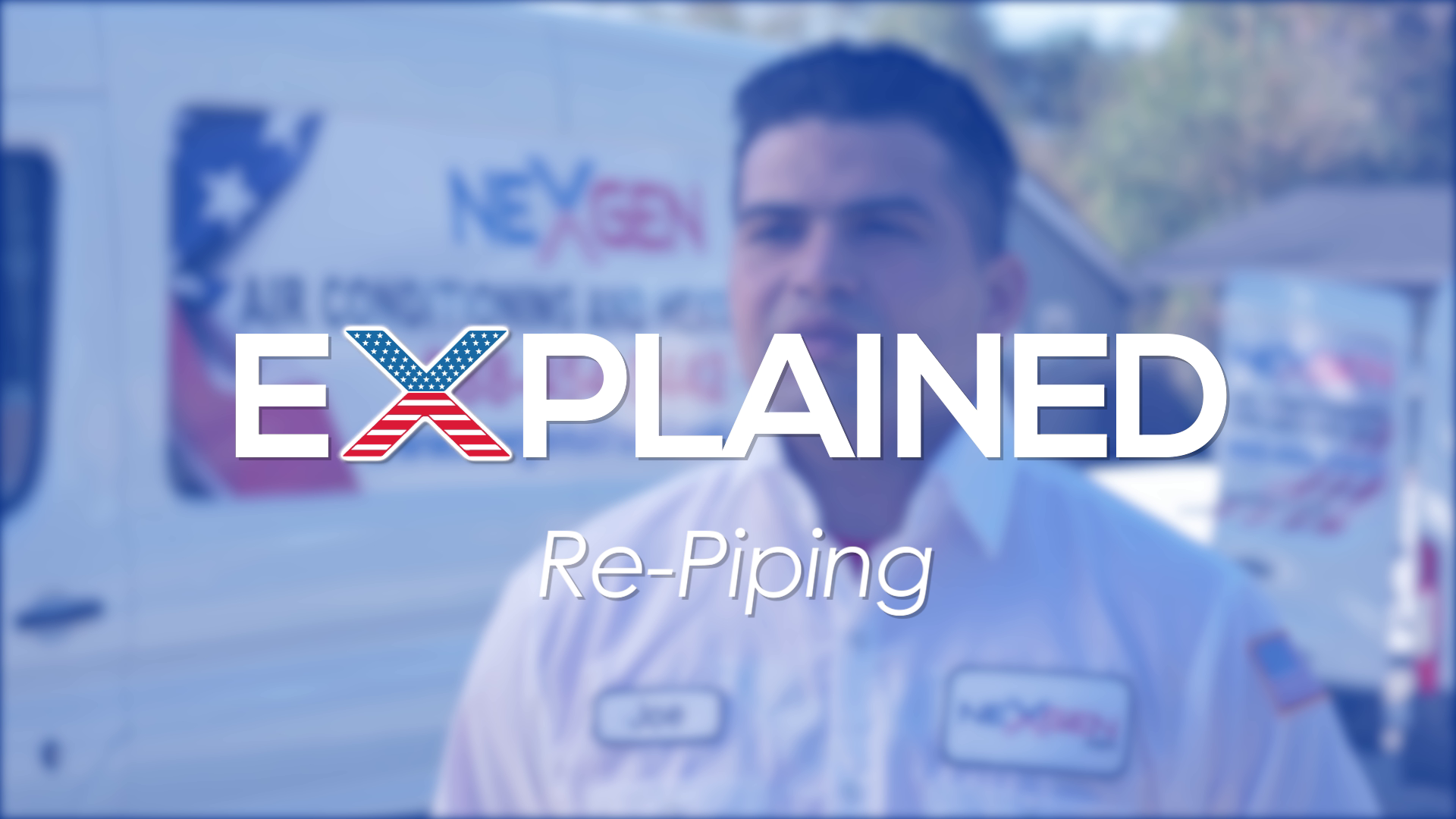 Re-Piping Xplained