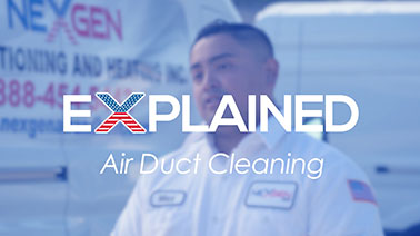 Explained: Air Duct Cleaning