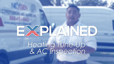 Explained: Heating Tune-Up & AC Inspection