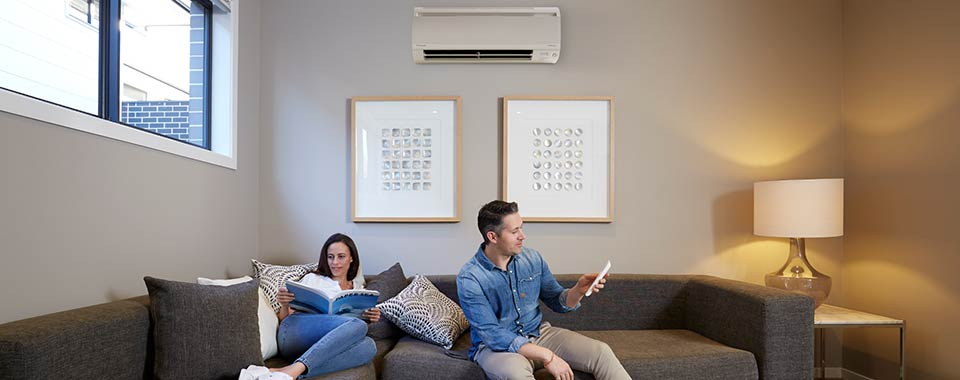 Ductless Cooling Systems