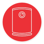 water heater pan icon