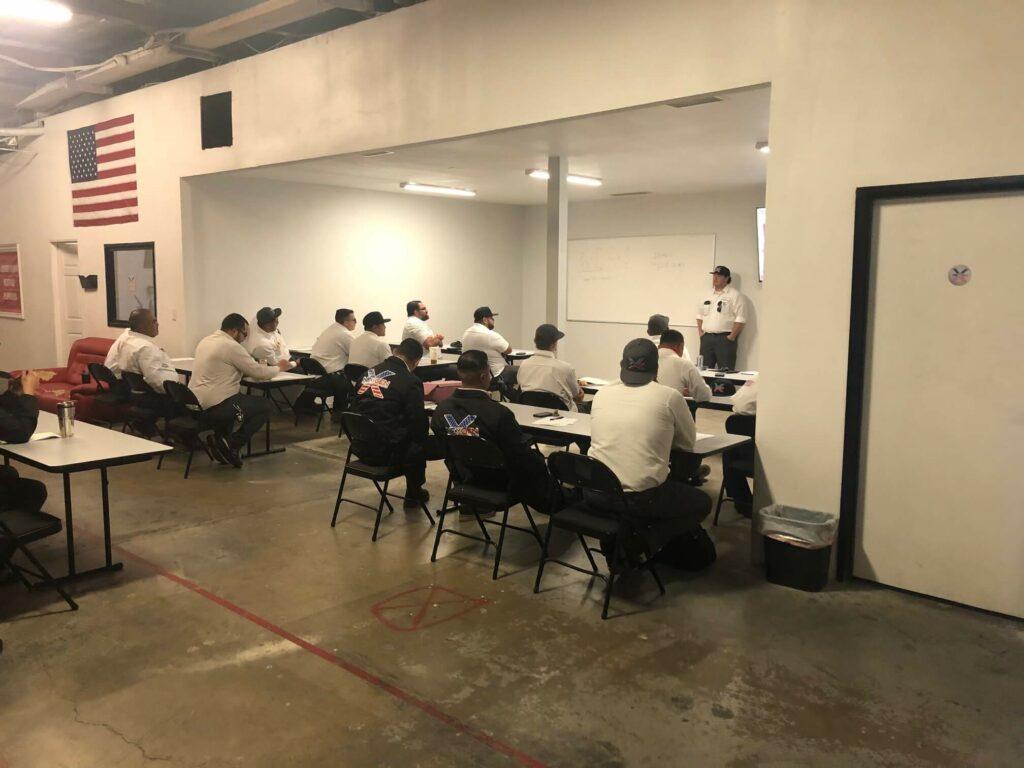 Nexgen employee training