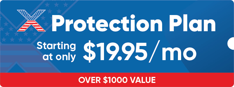 X Protection Plan Offer