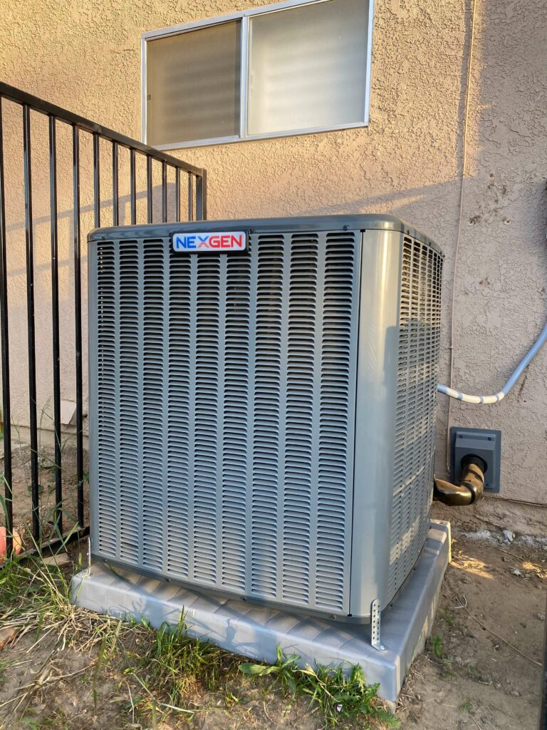 Nexgen Outdoor AC Unit