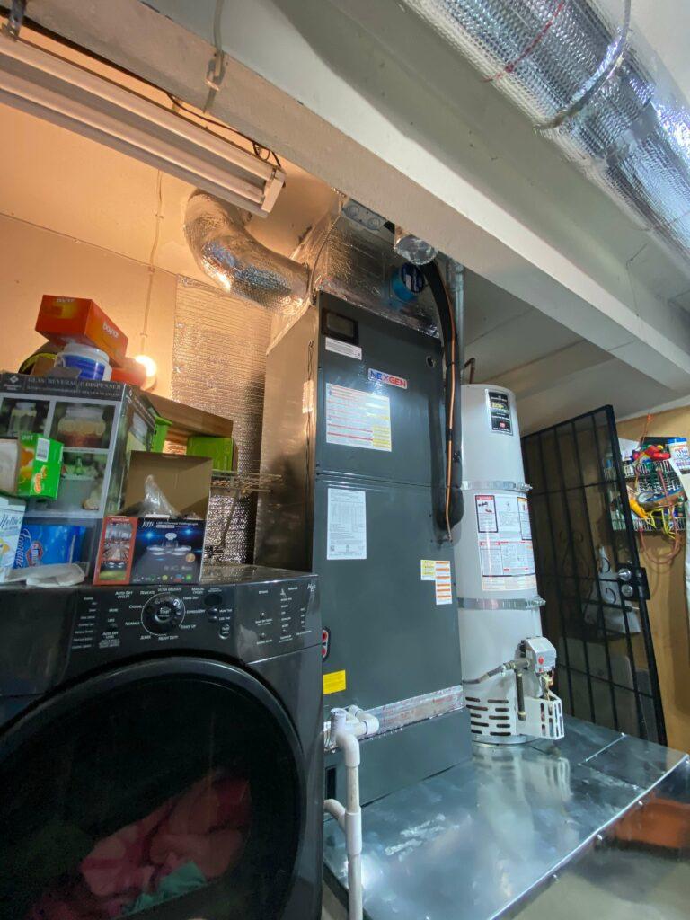 Nexgen Furnace and Water Heater