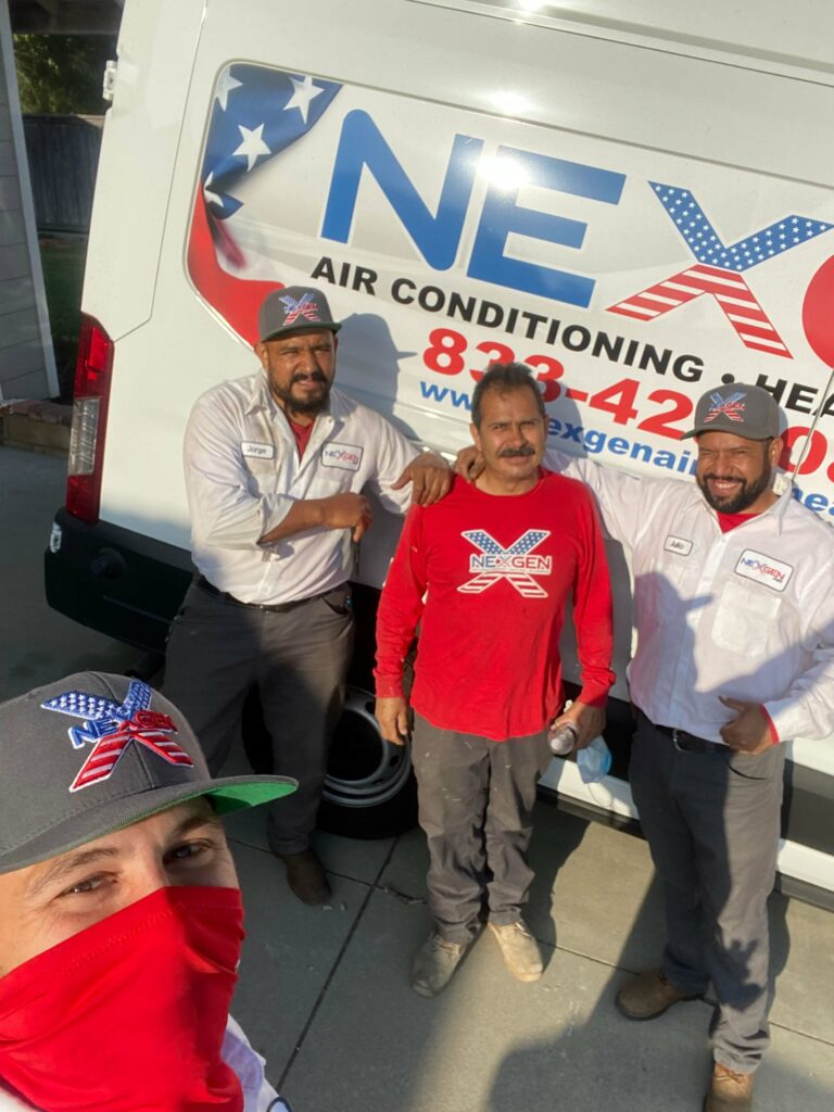 Nexgen Technicians Team