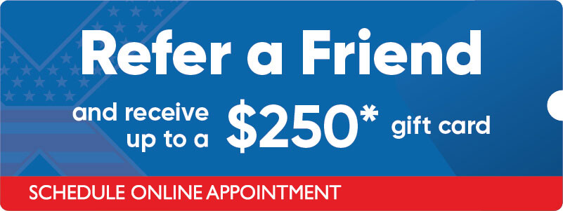 Refer a Friend Gift Card Offer