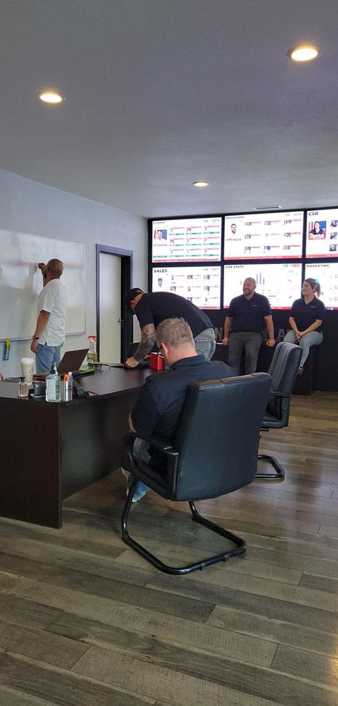 executive meeting 1