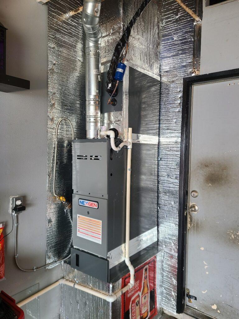 heating fixed